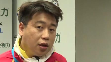 10米气手枪混合团体赛  中国组合获银牌