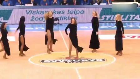 立陶宛的啦啦队才是倾国倾城!有这样的美女谁