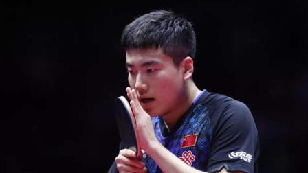 梁靖崑4-3丹羽孝希进半决赛 世乒赛日本男单团灭