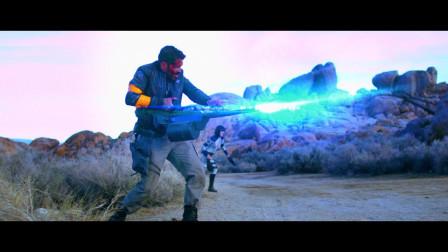 好莱坞标准的一部科幻电影,画面不怎么样,背