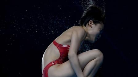 梦之队丢金!跳水赛女双十米台朝鲜登顶 中国第三