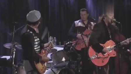 真正的摇滚音乐家Brian Setzer,复古摇滚的代表《