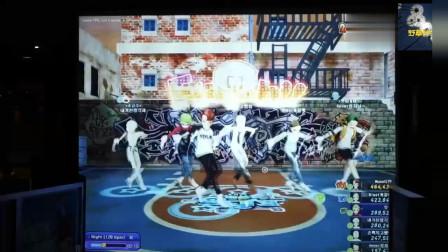 电子竞技劲舞团成电竞项目新