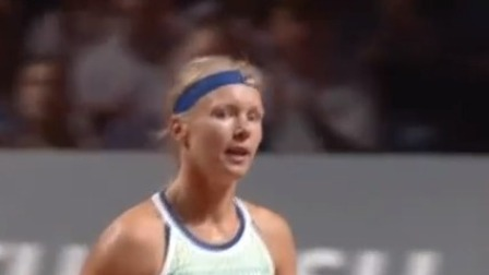 科维托娃晋级WTA斯图加特赛女单决赛
