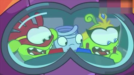 搞笑动画:地下居民被坏蛋侵入,他们决定请奥