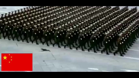 建国50周年大阅兵现场直播