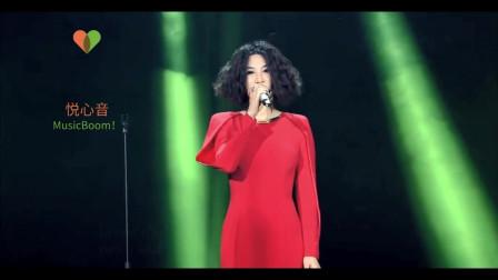 尚雯婕演唱代表作《最终信仰》不愧为国内电子