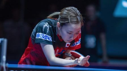 日本女乒名将一举动引中国球迷点赞!诠释体育