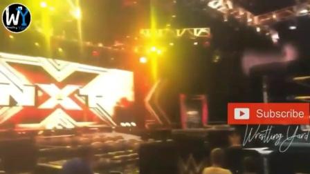 最新消息! 最近一期NXT录制出现CM朋克出场音乐