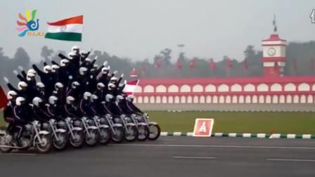 世界各国阅兵之印度阅兵:音乐想起时我就不淡