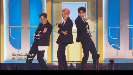 防弹少年团(BTS)美国音乐大奖颁奖典礼都有那