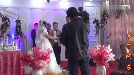 小叔婚礼在酒店隆重举行,主持司仪搞笑幽默,