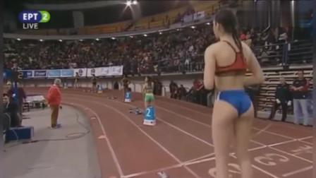 当绝色美女爱上体育,人们看的绝对不是赛事,