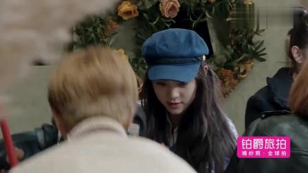 综艺:欧阳娜娜打碎花瓶,小鬼林彦俊立马冲去
