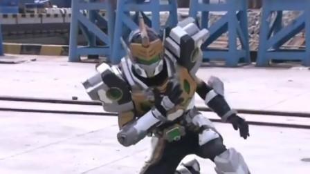 铠甲勇士:作为幽冥魔队长,安迷修的面子总算