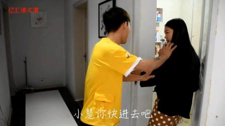 美女嫁给小12岁丈夫,丈夫每个月都把她关进厕所