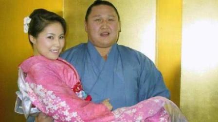 日本美女为什么都争相嫁给相扑手?除了有钱,