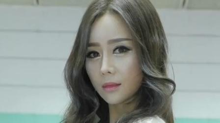 170713-16 2017 首尔汽车沙龙 韩国美女模特 车模 송