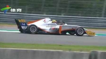亚洲F3赛次日争夺  余快第五名完赛 正午体育新闻
