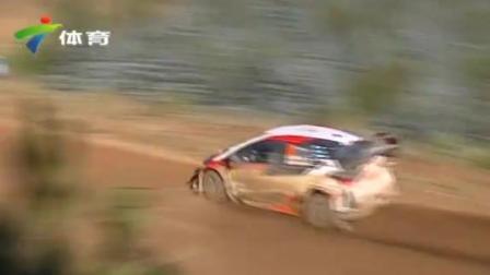 塔纳克夺WRC智利站冠军 体育世界 20190514