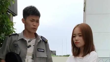 广西老表搞笑视频:油条招女孩拒绝,原因让他