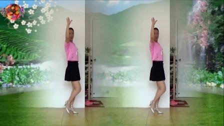 网络热门情歌《别让我等候》16步水兵舞 歌美舞