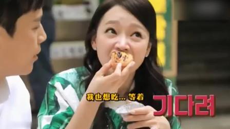 令韩国美女惊叹的中国小吃,自己一个人独享,