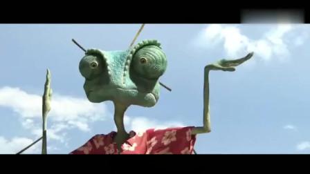 搞笑动画,《兰戈》片段。