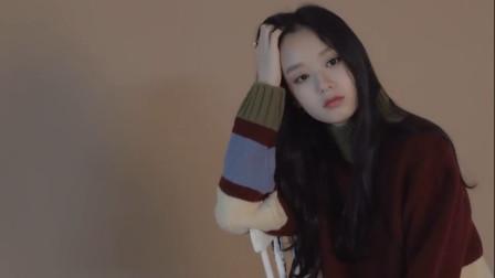 韩国清纯小姐姐写真拍摄花絮,古灵精怪超可爱