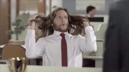 创意广告:选错洗发水的后果!真是太辣眼睛了