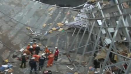 酒吧屋顶坍塌,致3人死亡87人受伤4人被困,救援