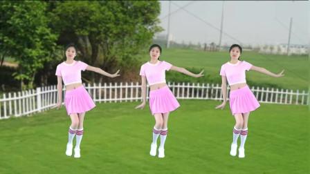 优美广场舞《一抓一蹦跶》音乐逗趣搞笑,舞姿