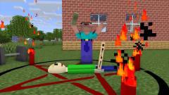 我的世界动画-怪物学院-巴迪来了-MAXIM
