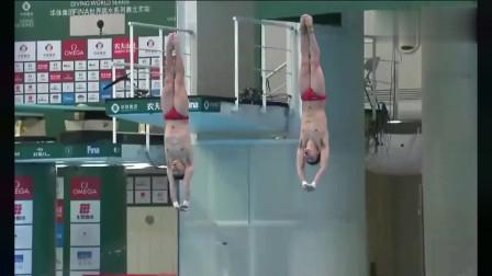 跳水男子双人冠军