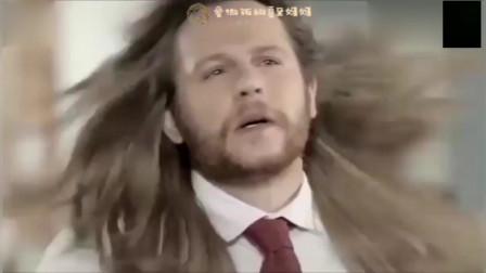 创意广告:选错洗发水的效果