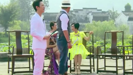 杨钰莹穿热裤秀美腿,网友直呼裤子短,穿着舒