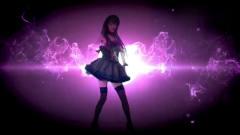 少女装扮成小猫咪,黑丝搭配高跟鞋热舞,粉红小野猫来了!