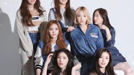 韩国时尚闺蜜团写真拍摄花絮,个个清纯灵动,