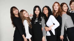 漂亮时尚的韩国闺蜜团写真花絮,清纯可爱超耐