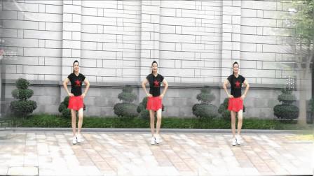 《红山果》音乐动听舞蹈简单,一学就会