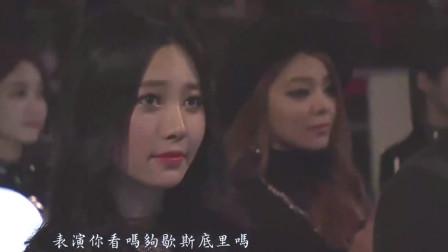 还以为是普通明星,结果却是中国顶级歌手,韩