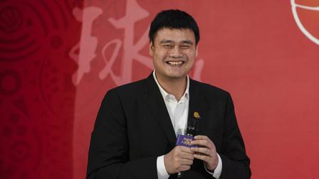 姚明回应蔡徐坤与NBA合作:CBA可以借鉴和娱乐的