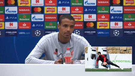 PP体育采访马蒂普:阿利松让红军升级,冠军属于
