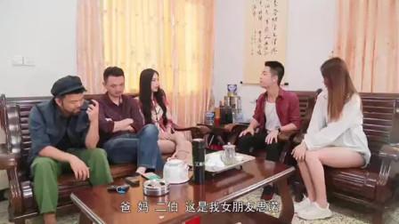 闽南搞笑视频:越南妹见男方家长,温柔贤惠得