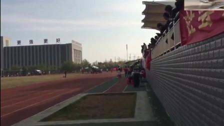 高中体育生的100米短跑, 第一名仅用了10.13秒, 这