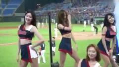 韩国啦啦队第一美女,颜值好就算了,跳舞还那