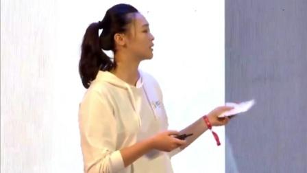 惠若琪亲身讲述体育教育改变命运经历,李连杰