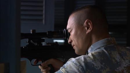 火蓝刀锋:乌云绝不服输,还要和老兵比枪法,