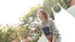 清纯小姐姐写真拍摄花絮,清纯优雅气场十足,