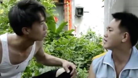 广西老表搞笑视频:老表老婆跑了许华升带他去